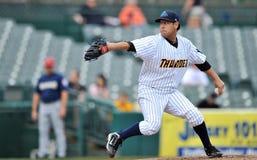 2012 baseball della Lega Minore - lega orientale Immagini Stock