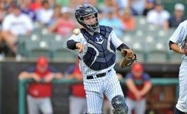2012 basebol do campeonato menor - liga oriental Fotografia de Stock