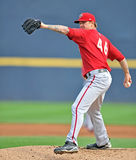 2012 basebol do campeonato menor - liga oriental Imagem de Stock