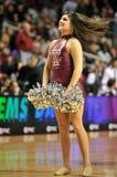 2012 basquetebol dos homens do NCAA - corujas do templo Fotos de Stock Royalty Free