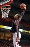 2012 basquetebol dos homens do NCAA - corujas do templo Foto de Stock