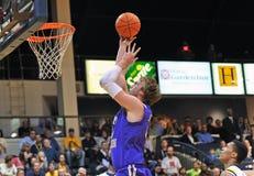 2012 basquetebol dos homens do NCAA - Drexel - JMU Imagens de Stock