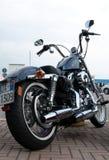 2012 bauten Harley Davidson Sportster zweiundsiebzig auf Stockfotos