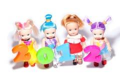 2012 bożego narodzenia Fotografia Stock