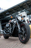 A 2012 built Harley Davidson Night Rod Special Royalty Free Stock Images