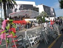 2012 Cannes festiwalu film obraz royalty free