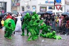 2012 Carnaval in Maastricht Stock Fotografie