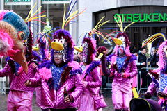 2012 Carnival in Maastricht Stock Photography