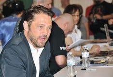 2012 Comic Con - Jason Priestley Royalty Free Stock Photo