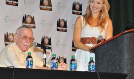 2012 Comic Con - Stan Lee Royalty Free Stock Photo