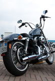 2012 construyeron Harley Davidson Sportster setenta y dos Fotos de archivo