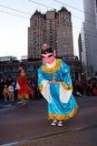 2012 de Chinese Parade van het Nieuwjaar in San Francisco Royalty-vrije Stock Fotografie