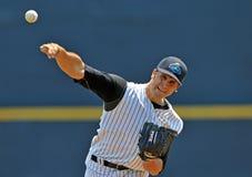 2012 de Minder belangrijke actie van het Honkbal van de Liga Stock Afbeelding