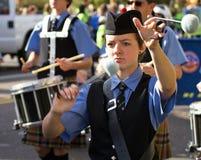 2012 de Parade van de Kom van de Fiesta Stock Fotografie
