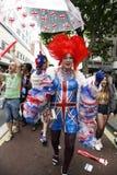 2012, de Trots van Londen, Worldpride Royalty-vrije Stock Foto's
