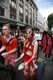 2012, de Trots van Londen, Worldpride Stock Fotografie