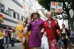 2012, de Trots van Londen, Worldpride Royalty-vrije Stock Afbeelding