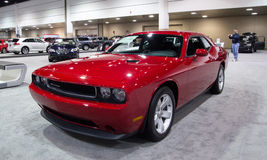 2012 Dodge Challenger SXT Stock Photography
