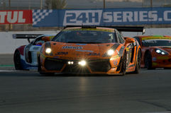 2012 Dunlop 24 Hours Race in Dubai Stock Photos