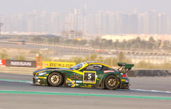 2012 Dunlop 24 Hours Race in Dubai Stock Image