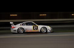 2012 Dunlop 24 Hours Race in Dubai Royalty Free Stock Image