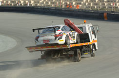 2012 Dunlop 24 Hours Race in Dubai Stock Photo