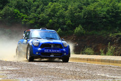 2012 ERC Bosphorus Rally Stock Images