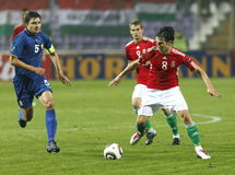 2012 euro modiga hungary moldova som kvalificerar uefa vs arkivfoto