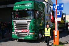2012 euro otwarcie zdjęcia royalty free