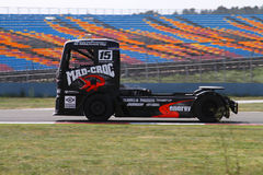 2012 FIA European Truck Racing Championship Royalty Free Stock Photos