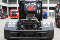 2012 FIA European Truck Racing Championship Stock Photo