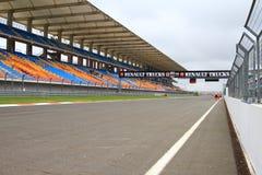 2012 FIA European Truck Racing Championship Stock Images