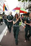 2012, fierté de Londres, Worldpride Photos stock