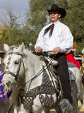 2012 Fiesta Bowl Parade U.S. Marshal Royalty Free Stock Image