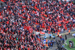 2012 filiżanek everton fa vs definitywny Liverpool Zdjęcia Royalty Free