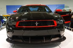 2012 Ford Mustang Boss 302 Stock Image