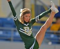 2012 gioco del calcio del NCAA - Baylor @ WVU Fotografia Stock Libera da Diritti
