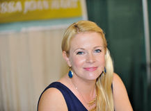 2012 Grappig bedrieg - Melissa Joan Hart Stock Afbeeldingen
