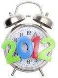 2012 het Concept van de Keer Royalty-vrije Stock Foto