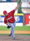 2012 het Minder belangrijke Honkbal van de Liga - Oostelijke Liga Stock Foto's