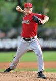 2012 het Minder belangrijke Honkbal van de Liga - Oostelijke Liga Stock Afbeeldingen