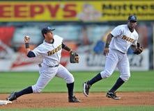 2012 het Minder belangrijke Honkbal van de Liga - Oostelijke Liga Stock Afbeelding