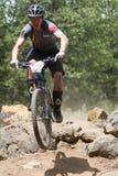 2012 het Ras van de Reeks van Oregon Enduro #1: Kromming, OF Royalty-vrije Stock Foto's