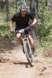 2012 het Ras van de Reeks van Oregon Enduro #1: Kromming, OF Stock Foto