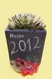 2012 heureux Photos libres de droits