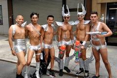 2012 homoseksualnych nyc parady dum Zdjęcia Stock