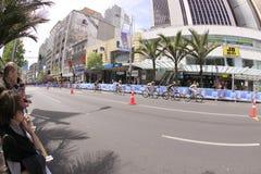 2012 ITU Grote Def. van Triathlon van de Wereld Stock Afbeelding