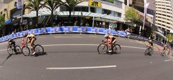 2012 ITU Grote Def. van Triathlon van de Wereld Royalty-vrije Stock Fotografie