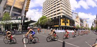 2012 ITU World Triathlon Grand Finals Royalty Free Stock Images
