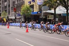 2012 ITU World Triathlon Grand Finals Royalty Free Stock Photography